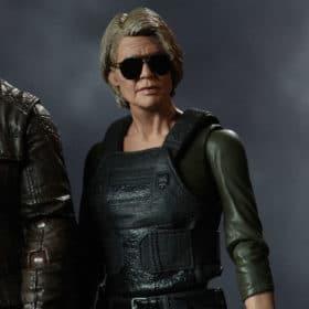 Terminator: Dark Fate - Sarah Connor - Actionfigur - 18 cm