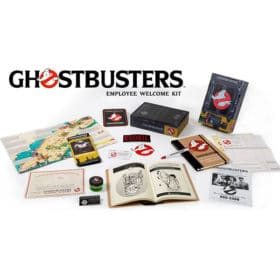 Ghostbusters: Employee Welcome Kit