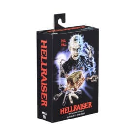 Hellraiser: Pinhead - Ultimate Actionfigur - 17 cm