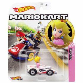 "Hot Wheels: Nintendo Mario Kart ""Peach"" Masstab 1:64 - Die-Cast - GJH58"