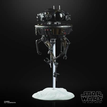 Star Wars: Black Series - Imperial Probe Droid - Exclusive Actionfigur! - E7656 - 15 cm
