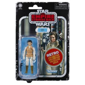 Star Wars: Episode V - Retro Collection - Kenner - Leia - Actionfigur - E9649 - 10 cm
