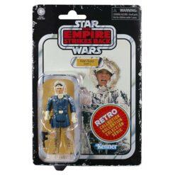 Star Wars: Episode V - Retro Collection - Kenner - Han Solo - Actionfigur - E9650 - 10 cm
