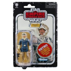 Star Wars: Episode V - Retro Collection - Kenner - Han Solo - Actionfigur - E9650 - 10 cm