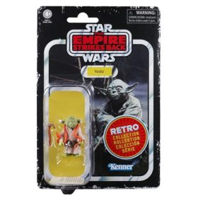 Star Wars: Episode V - Retro Collection - Kenner - Yoda - Actionfigur - E9651 - 10 cm