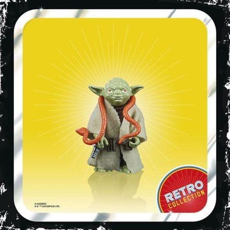 Star Wars: Episode V - Retro Collection - Kenner - Yoda - Actionfigur - E9651 - 10 cm
