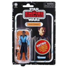 Star Wars: Episode V - Retro Collection - Kenner - Lando Calrissian - Actionfigur - E9656 - 10 cm