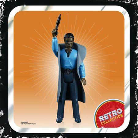 Star Wars: Episode V - Retro Collection - Kenner - Lando Calrissian - Actionfigur - E9656 - 10 cm