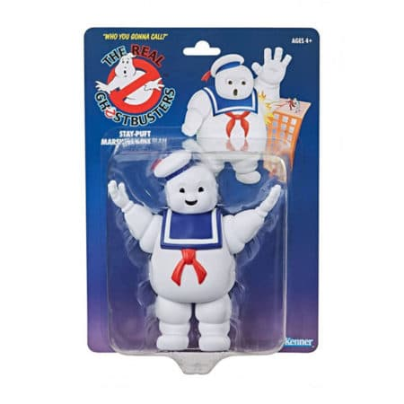 The Real Ghostbusters: Stay-Puft Marshmallow Man - Kenner Classic Actionfigur - 15 cm