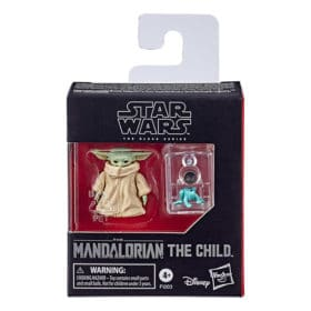 Star Wars: Black Series - The Mandalorian - Yoda The Child - F1203 - 3 cm