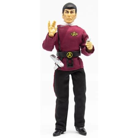 MEGO Star Trek WoK Captain Spock Actionfigur 20 cm