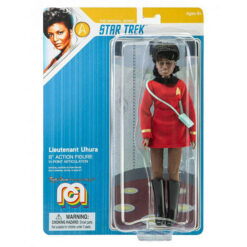 MEGO Star Trek: TOS - Lt. Uhura - Actionfigur - 20 cm