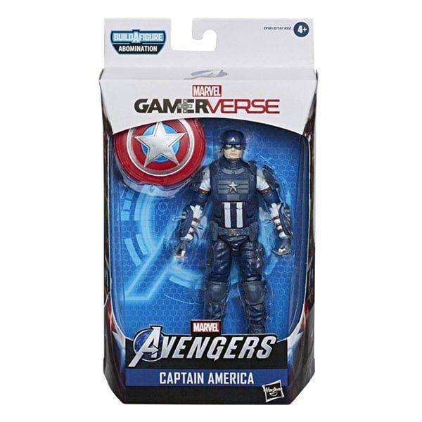 "Marvel Legends: Avengers ""Abomination"" - Captain America - Actionfigur - E9181 - 15 cm"