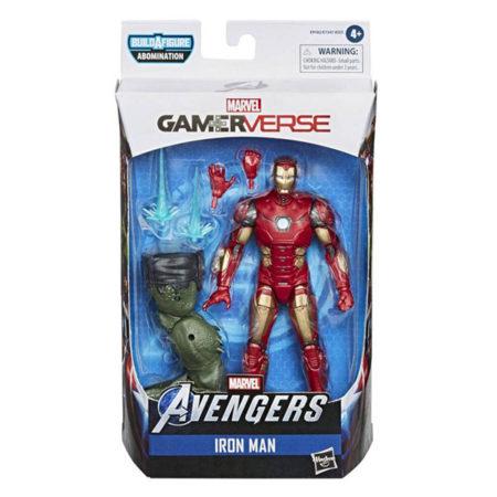 "Marvel Legends: Avengers ""Abomination"" - Iron Man - Actionfigur - E9182 - 15 cm"
