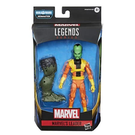 "Marvel Legends: Avengers ""Abomination"" - Marvels Leader - Actionfigur - E9186 - 15 cm"