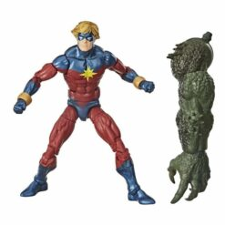 "Marvel Legends: Avengers ""Abomination"" - Mar-vell - Actionfigur - E9183 - 15 cm"