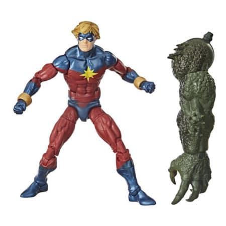 """Marvel Legends: Avengers """"Abomination"""" - Mar-vell - Actionfigur - E9183 - 15 cm"""