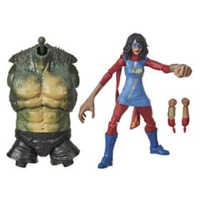 "Marvel Legends: Avengers ""Abomination"" - Ms. Marvel - Actionfigur - E9184 - 15 cm"