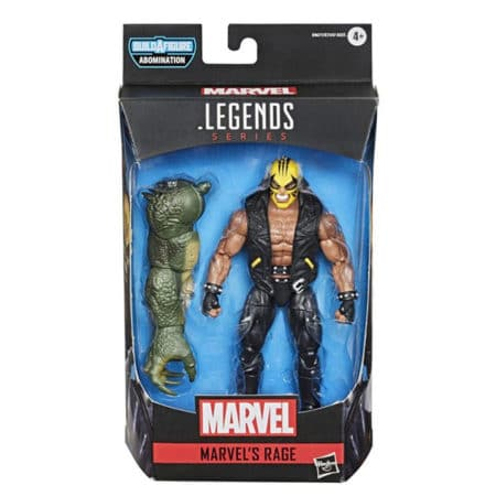 "Marvel Legends: Avengers ""Abomination"" - Marvels Rage - Actionfigur - E9677 - 15 cm"