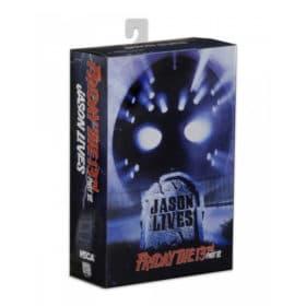 Freitag der 13. : Teil 6 - Ultimate Jason - Actionfigur - 18 cm