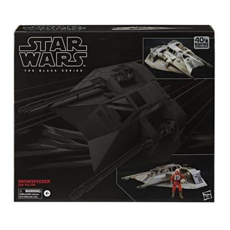 Star Wars: Black Series - Episode V - Snowspeeder & Dak Ralter Actionfigur - E7551 - 15 cm