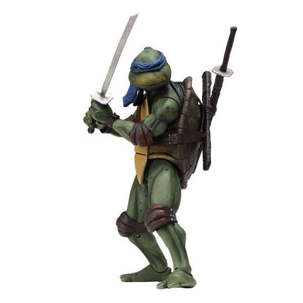 Teenage Mutant Ninja Turtles: (1990er Verfilmung) - Leonardo - Actionfigur - 18 cm
