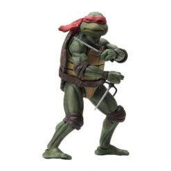 Teenage Mutant Ninja Turtles: (1990er Verfilmung) - Raphael - Actionfigur - 18 cm