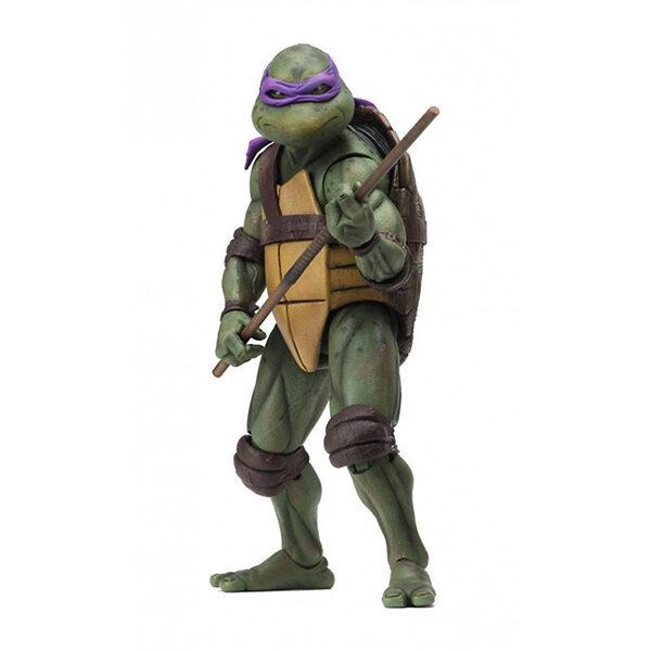 Teenage Mutant Ninja Turtles: (1990er Verfilmung) - Donatello - Actionfigur - 18 cm