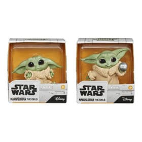 Star Wars: The Mandalorian - (Yoda) The Child - Bounty Collection Don't Leave & Ball - 2 Figuren - 5,5 cm