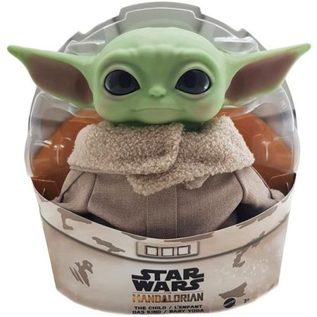Star Wars: The Mandalorian - (Yoda) The Child - Plüschfigur - 28 cm