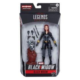 """Marvel Legends - Black Widow """"Crimson Dynamo"""" - Black Widow - Actionfigur - E8767 - 15 cm"""