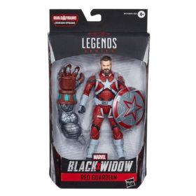 """Marvel Legends: Black Widow """"Crimson Dynamo"""" - Red Guardian - Actionfigur - E8773 - 15 cm"""
