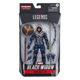 "Marvel Legends: Black Widow ""Crimson Dynamo"" - Taskmaster - Actionfigur - E8768 - 15 cm"