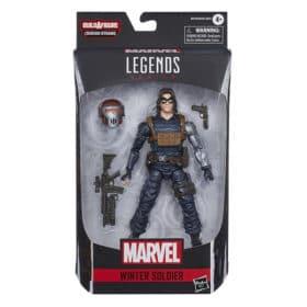 """Marvel Legends - Black Widow """"Crimson Dynamo"""" - Winter Soldier - Actionfigur - E8770 - 15 cm"""