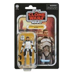 Star Wars: Vintage Collection - Kenner - Clone Commander Wolffe - Actionfigur - E9395 - 10cm