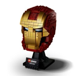 Lego: Marvel - Iron Mans Helm - 76165