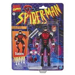 Marvel Legends: Retro Spider-Man Series - Daredevil - E9323 - 15 cm