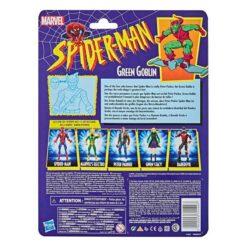 Marvel Legends: Retro Spider-Man Series - Green Goblin - E9321 - 15 cm