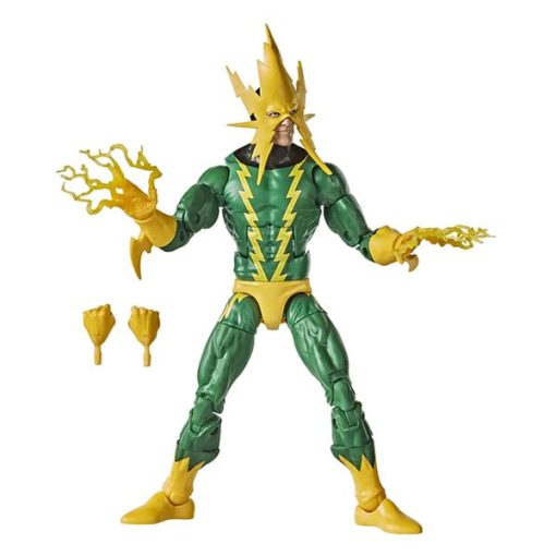 Marvel Legends: Retro Spider-Man Series - Marvels Electro - E9318 - 15 cm