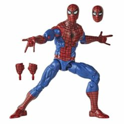 Marvel Legends: Retro Spider-Man Series - Spider-Man - E9317 - 15 cm