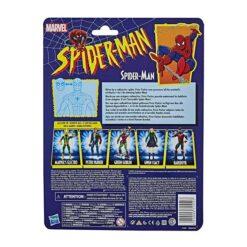 Marvel Legends: Retro Spider-Man Series - Spider-Man - E9317 - 15 cm