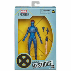 Marvel Legends: X-Men - Mystique - Actionfigur - E9284 - 15 cm