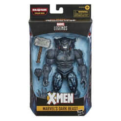 "Marvel Legends: X-Men ""Sugar Man"" - Dark Beast - Actionfigur - E9174 - 15 cm"