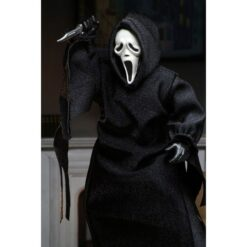 Scream: Retro Actionfigur Ghostface (Update) - 20 cm