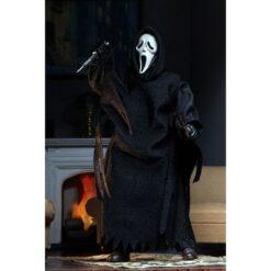 Scream: Retro Actionfigur Ghostface (Update) - 20 cm