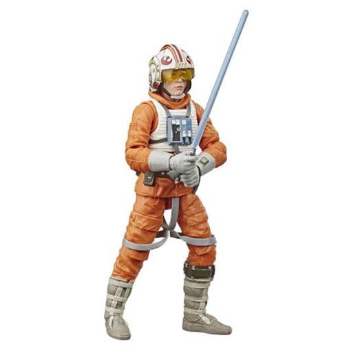 Star Wars: Black Series - The Empire Strikes Back - Luke Skywalker - E9325 - 15 cm