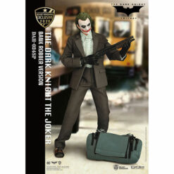 Batman: The Dark Knight - Dynamic 8ction Heroes Actionfigur - The Joker Bank Robber - Exclusive - 21 cm