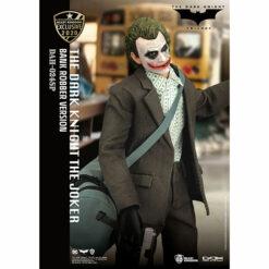Batman: The Dark Knight - Dynamic 8ction Heroes Actionfigur - The Joker Bank Robber - Exclusive - 21 cm