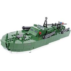 COBI: World War II - Motor Torpedo Boat PT-109 - 2377