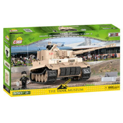 COBI: World War II - Tiger I 131 - Pz-Kampfwagen - 2519